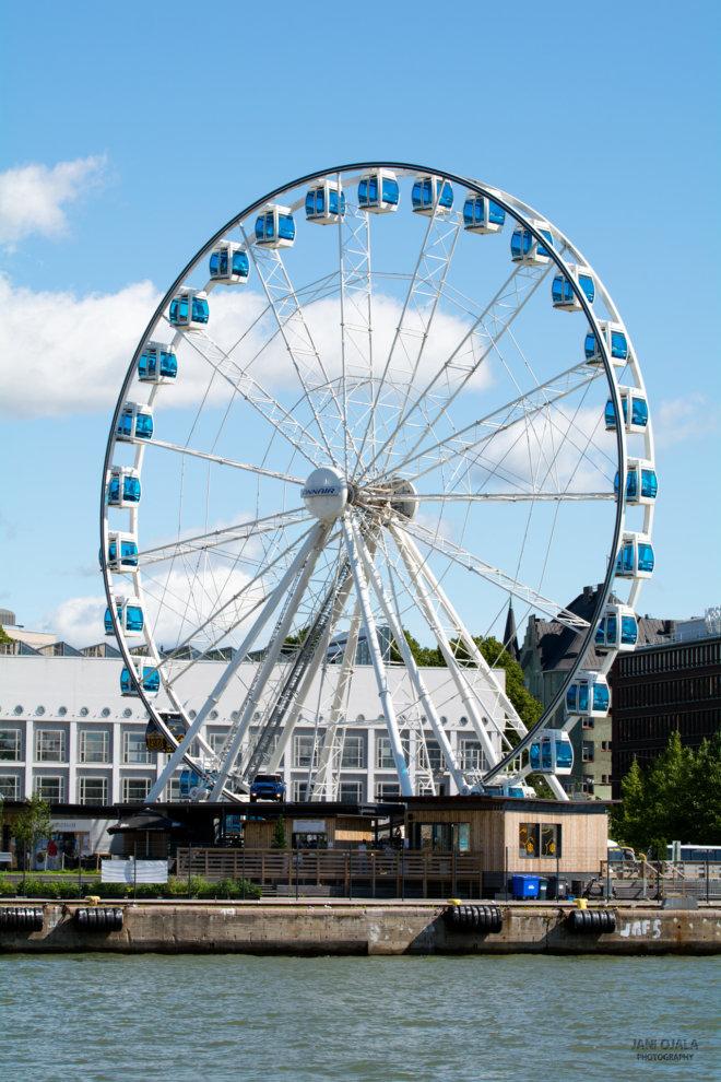 Helsinki worldwheel