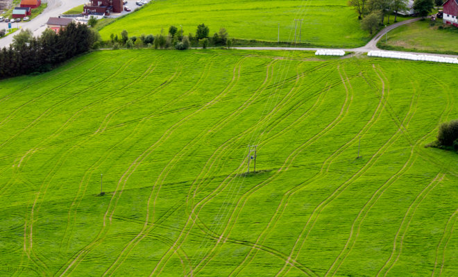 tractor marks