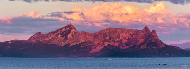Mountains last light
