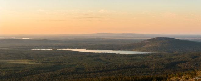 pyhajärvipanoraama